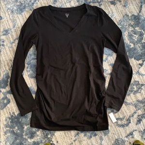 Gap Maternity Long Sleeve Top